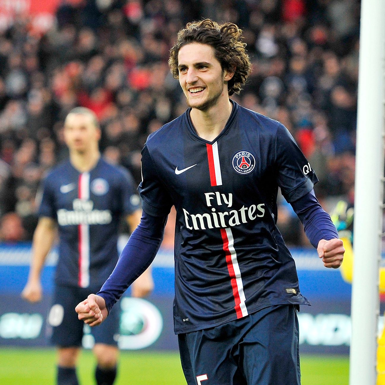 Adrien Rabiot's brace made sure there was no European hangover for PSG versus Toulouse.