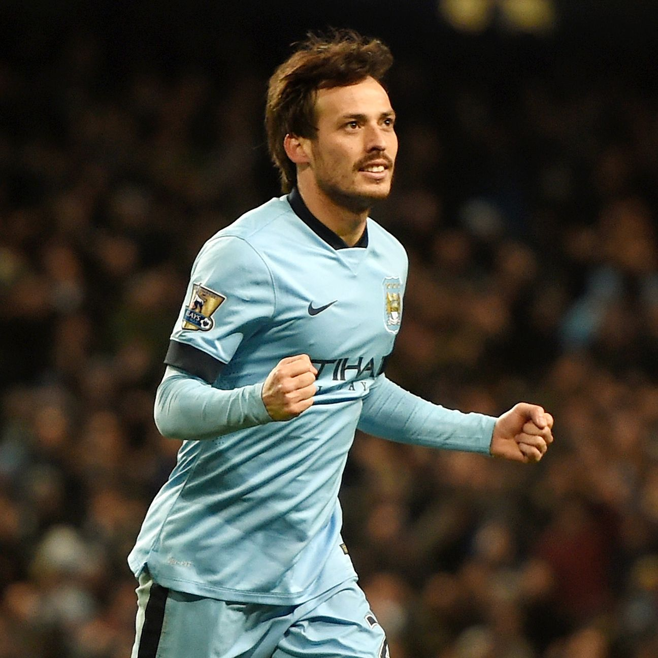 David Silva capped Manchester City's stellar evening with a second-half brace.