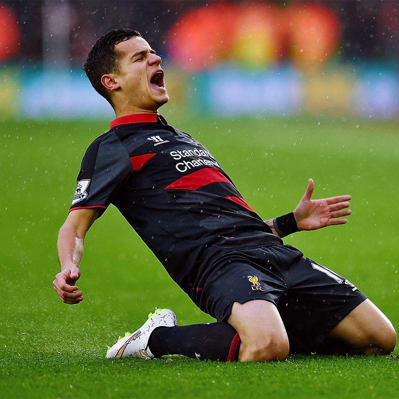 Philippe Coutinho has been tremendous this season for Liverpool.