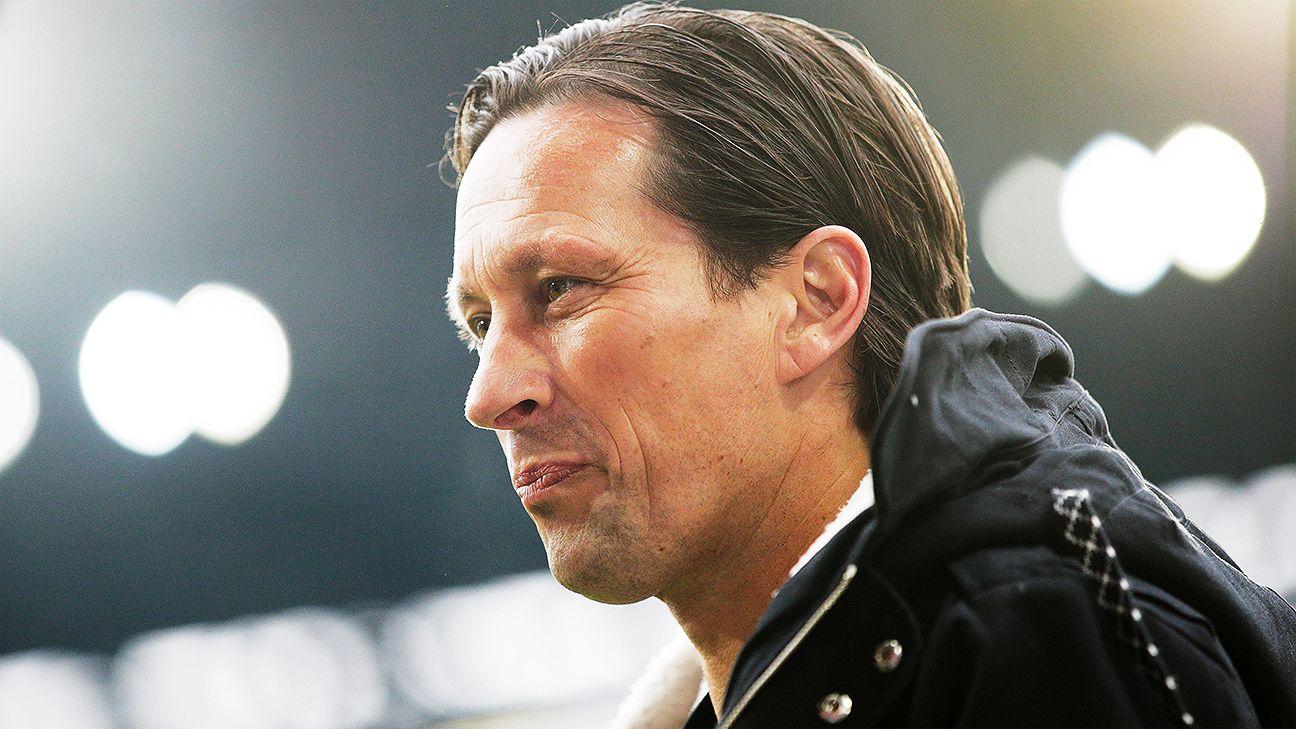 Manager Roger Schmidt has Bayer Leverkusen firing on all cylinders.