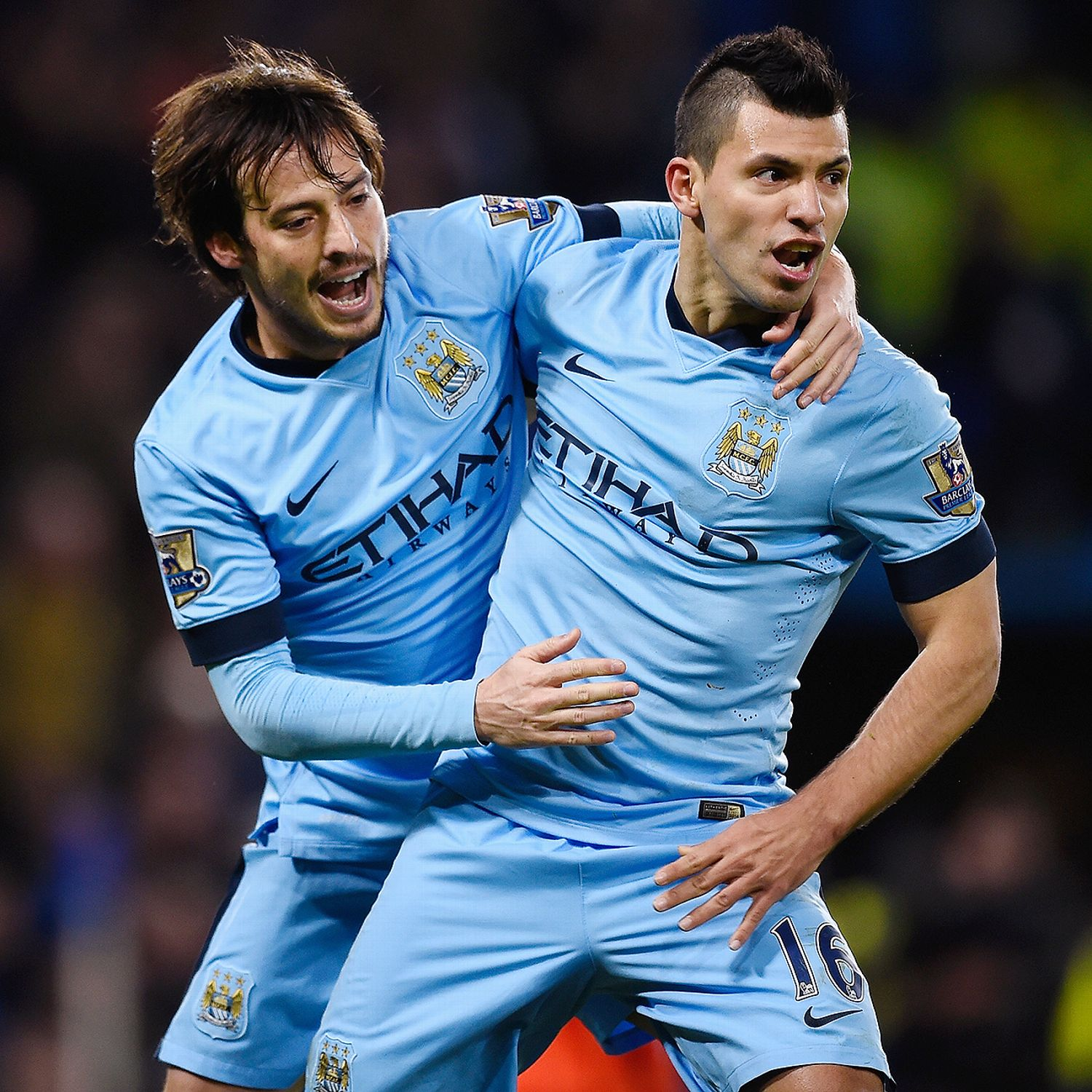 Epl Matches Live On Rcti Indonesia Tv Channel: Man City Woe As Sergio Aguero Samir Nasri David Silva Ill