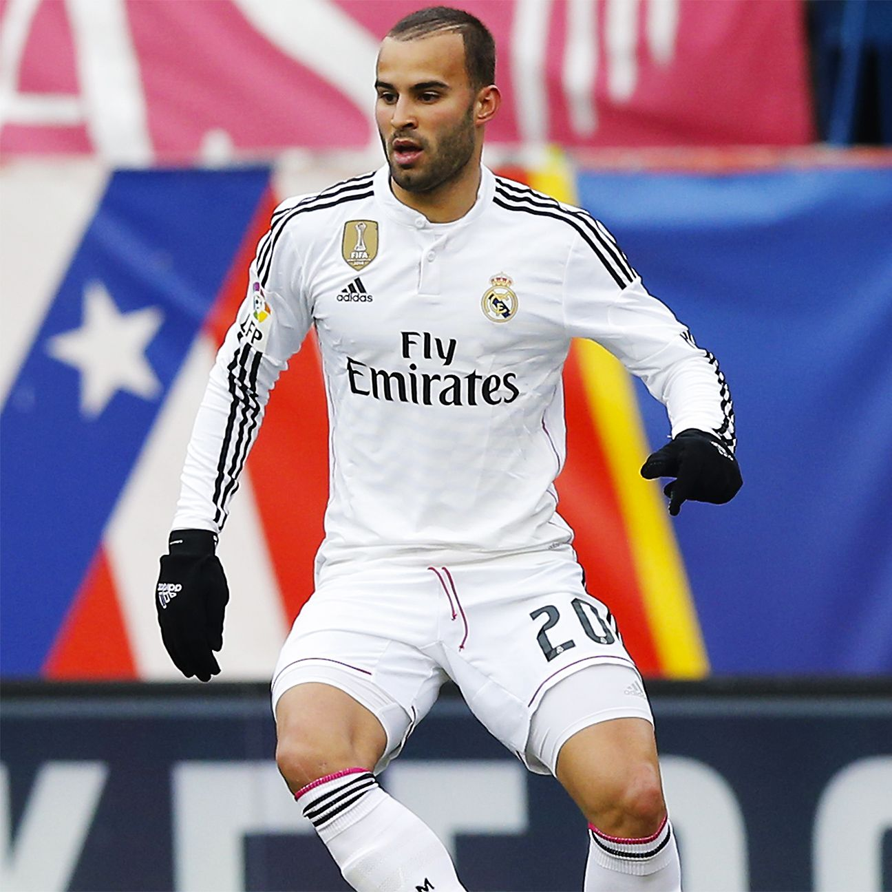 Since returning from injury, Jese Rodriguez's time on the field has been limited.