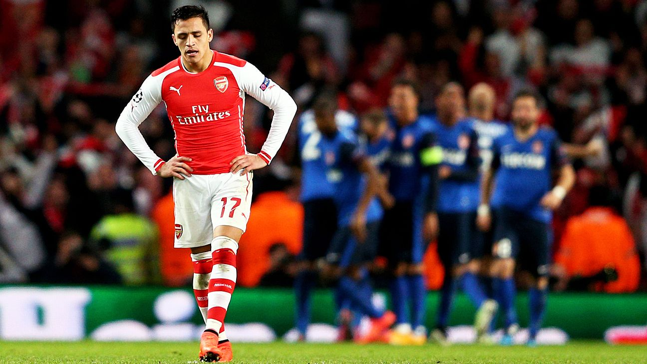 Wenger: Arsenal can put things right after Monaco embarrassment