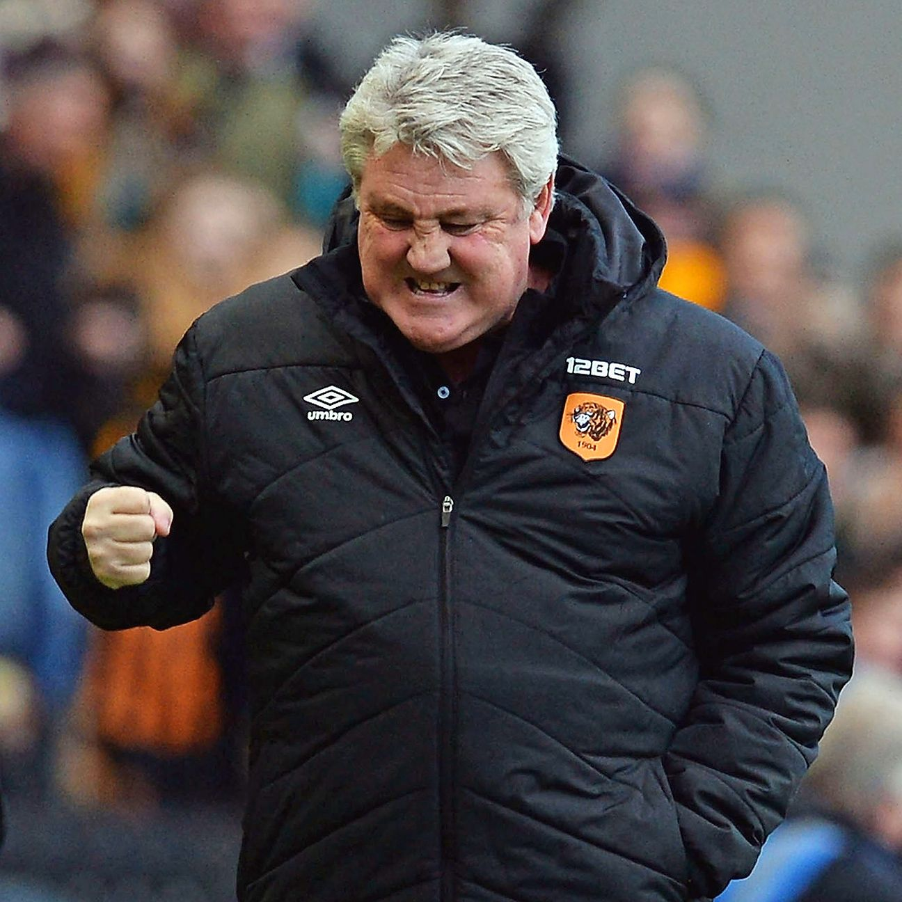 With a result at Stoke, Steve Bruce will have guided Hull through an unbeaten February.