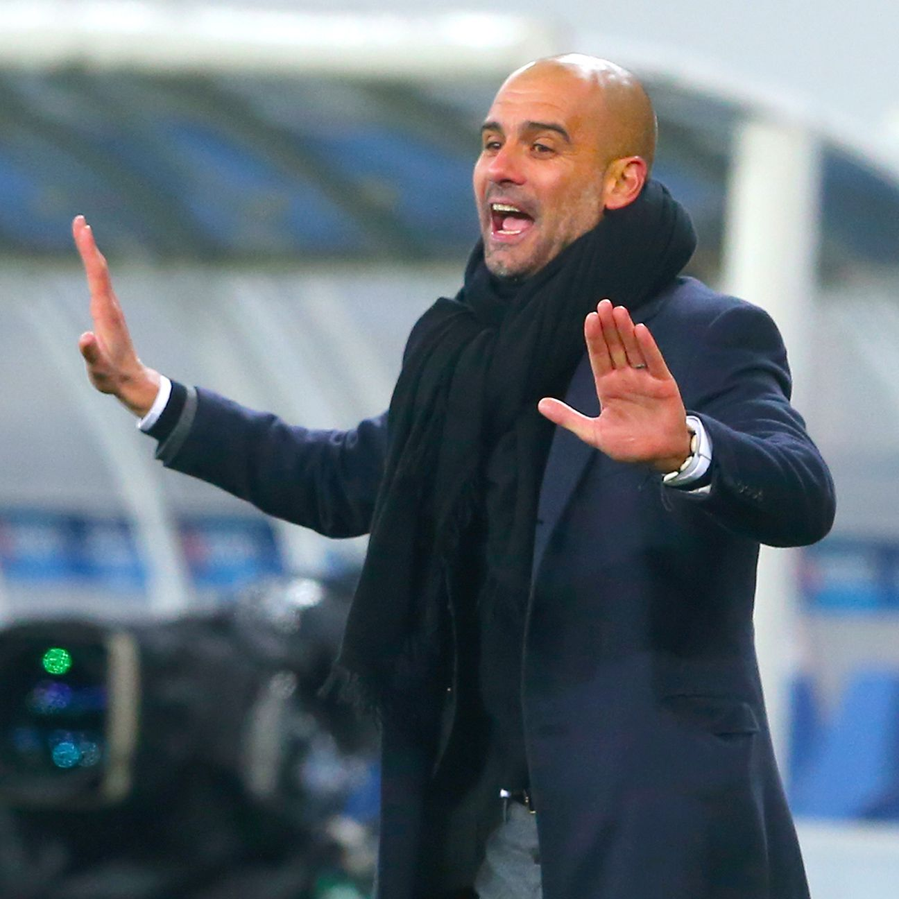 Despite a few hiccups, Pep Guardiola has the Bayern Munich juggernaut completely under control.