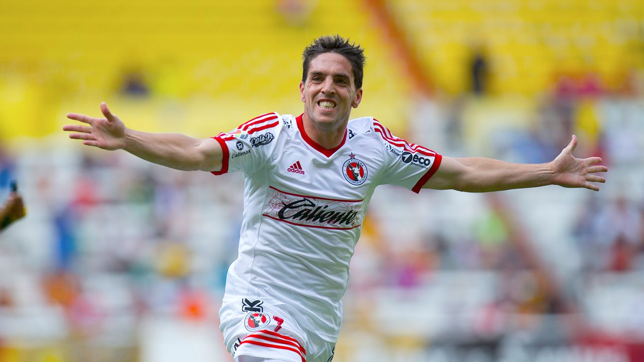 Gabriel Hauche has helped fire Tijuana off to a red-hot first half of the season.