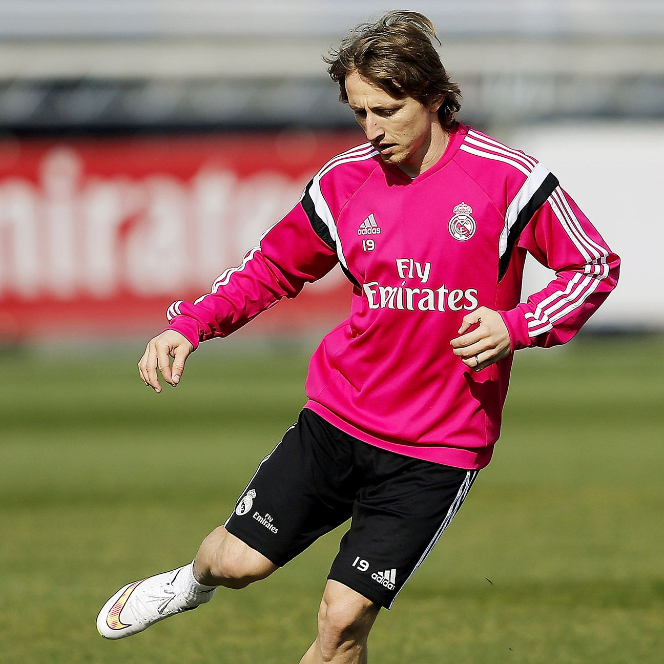 Luka Modric is set to return since sustaining an injury while on international duty with Croatia.