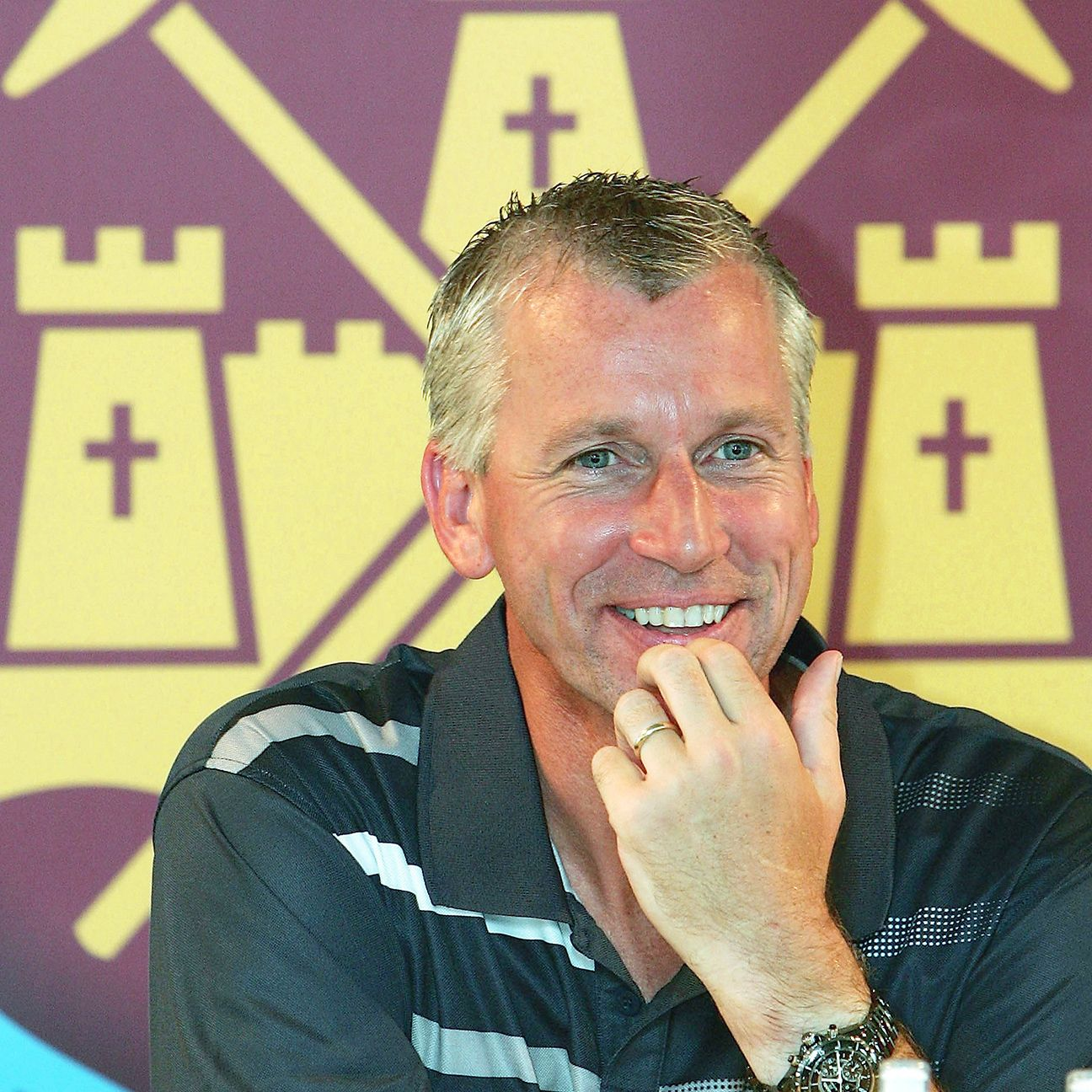 Current Palace boss Alan Pardew led West Ham to an FA Cup final appearance in 2006.