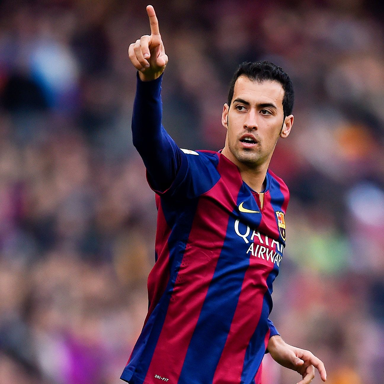 After debuting under Pep Guardiola, Sergio Busquets has emerged as a leader at Barcelona.