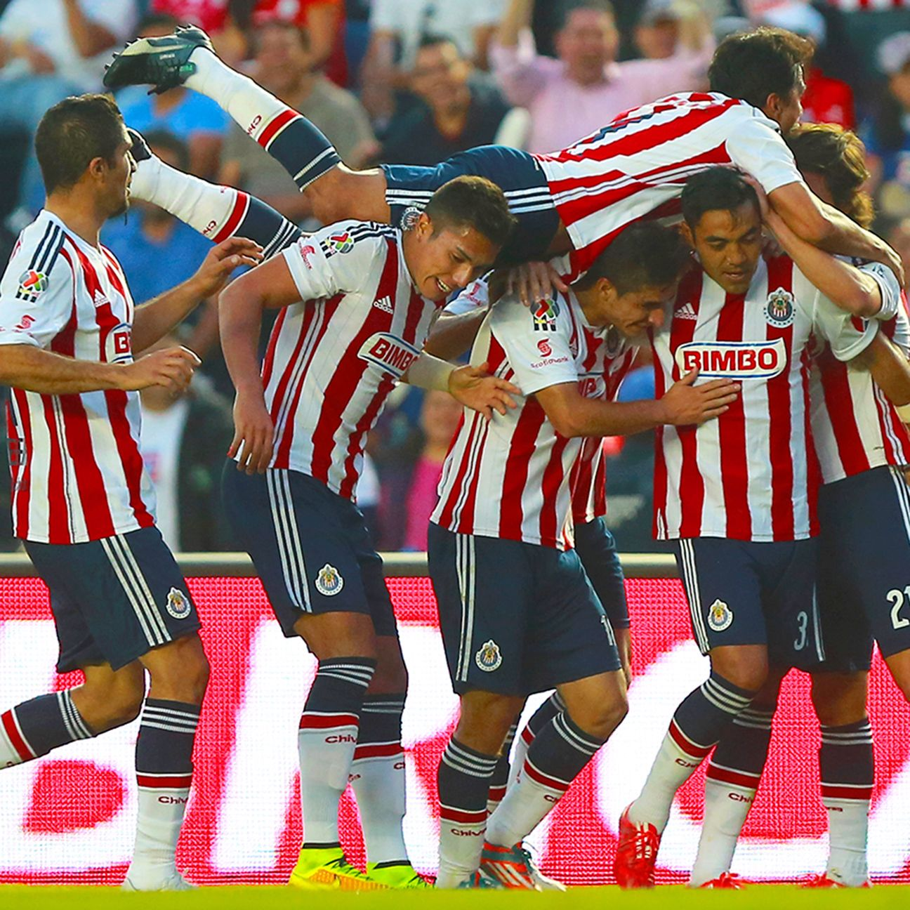 Chivas are on a high following their stunning comeback win at Cruz Azul.