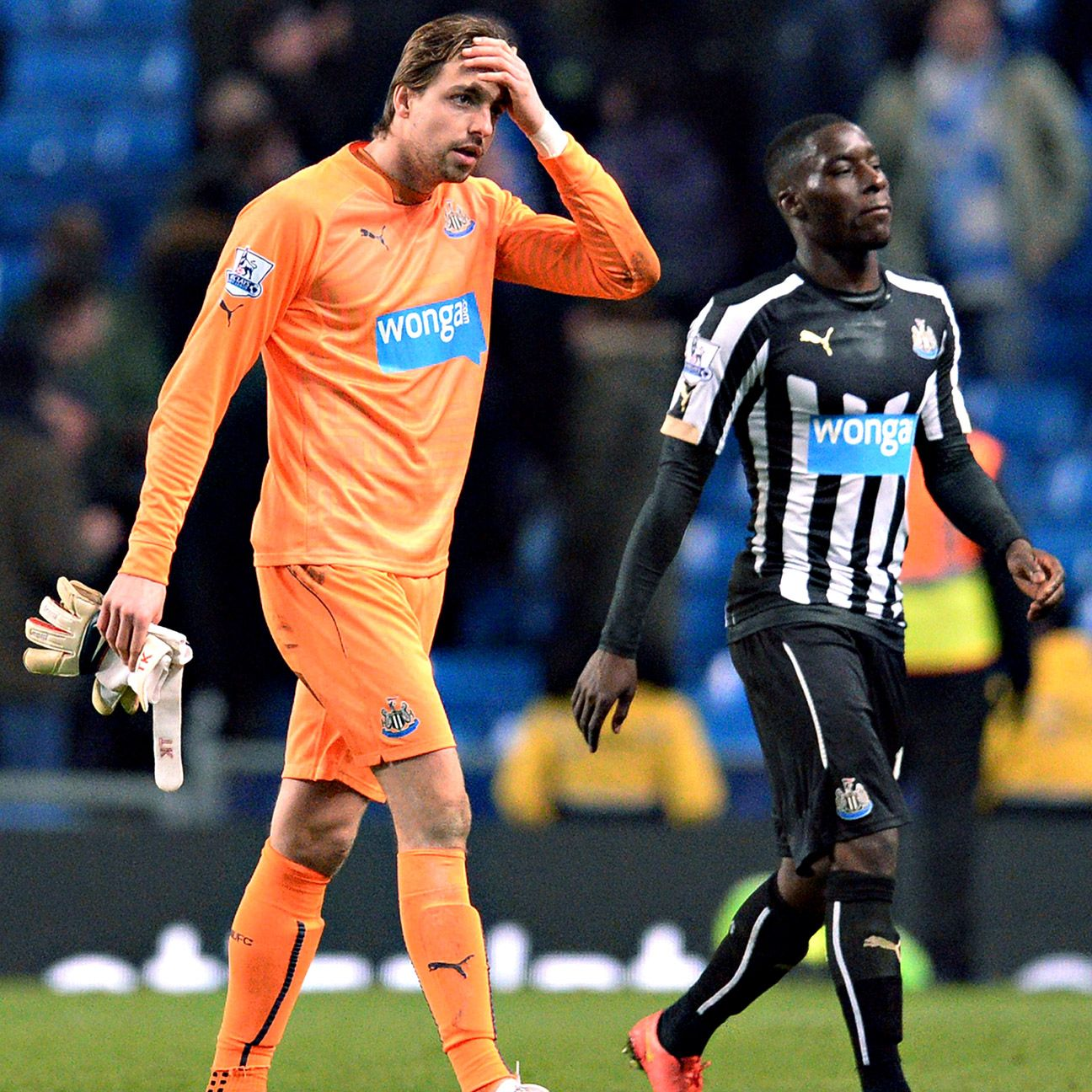 On Saturday, versus Aston Villa, Newcastle goalkeeper Tim Krul will be hoping his day will not be as busy as it was last week at Manchester City.