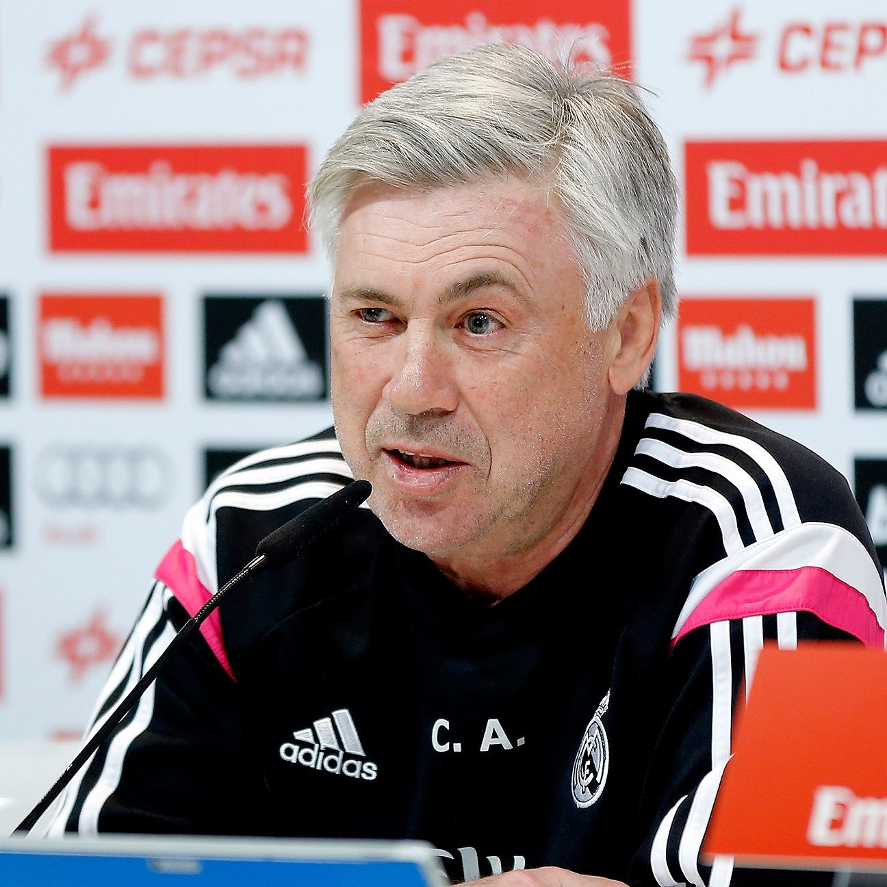 Manager Carlo Ancelotti has made it abundantly clear who plays at Real Madrid and who does not.
