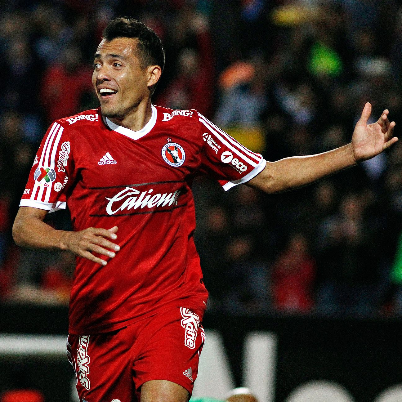 Juan Arango powered Tijuana to a stunning comeback victory over Pachuca on Friday night.