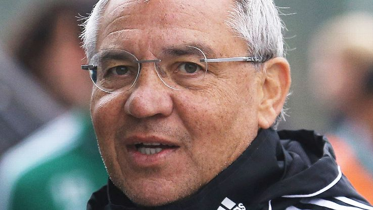 Former Wolfsburg boss Felix Magath was notorious for his constant shuffling of players at the club.