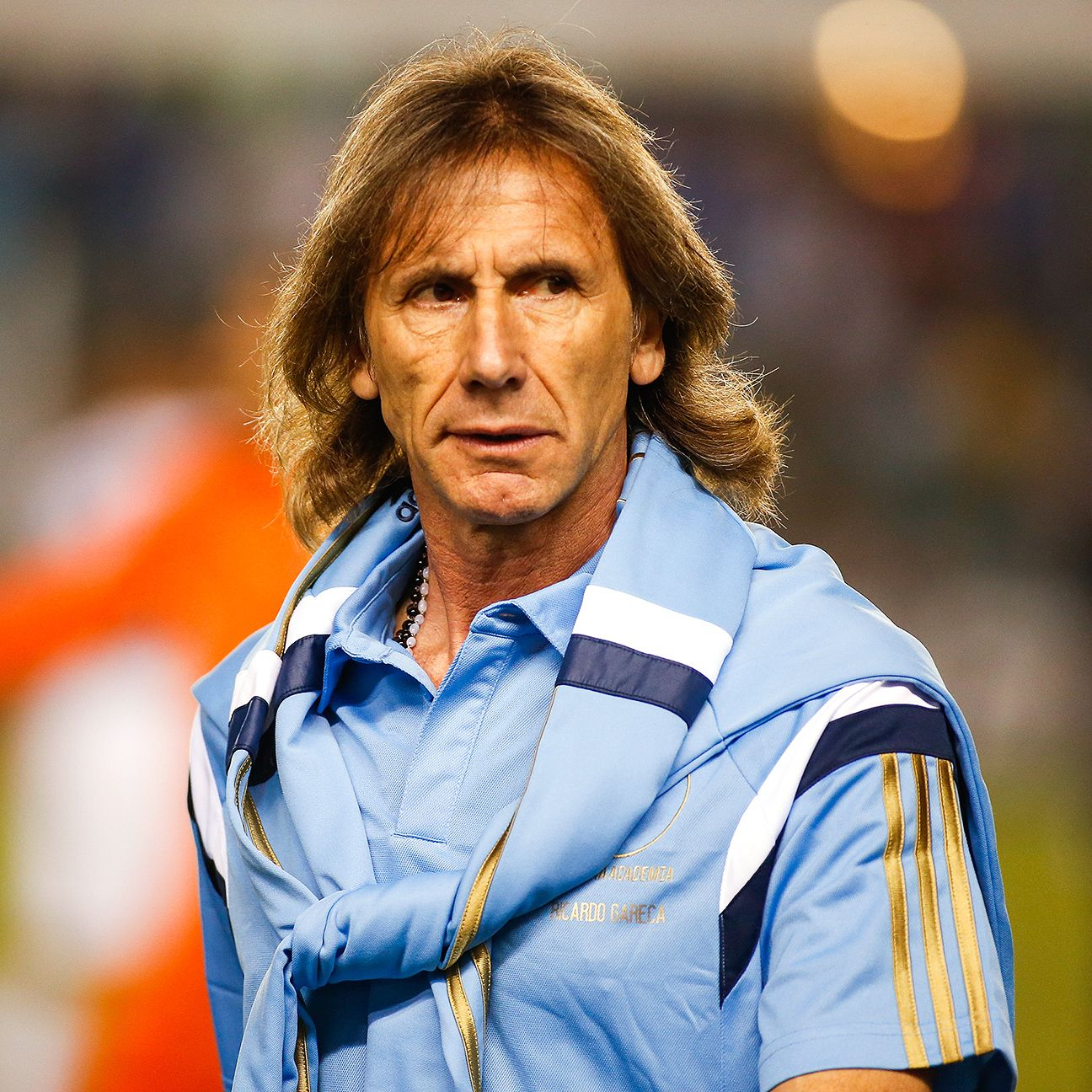 Argentine Ricardo Gareca is charged with leading Peru to their first World Cup since 1982.