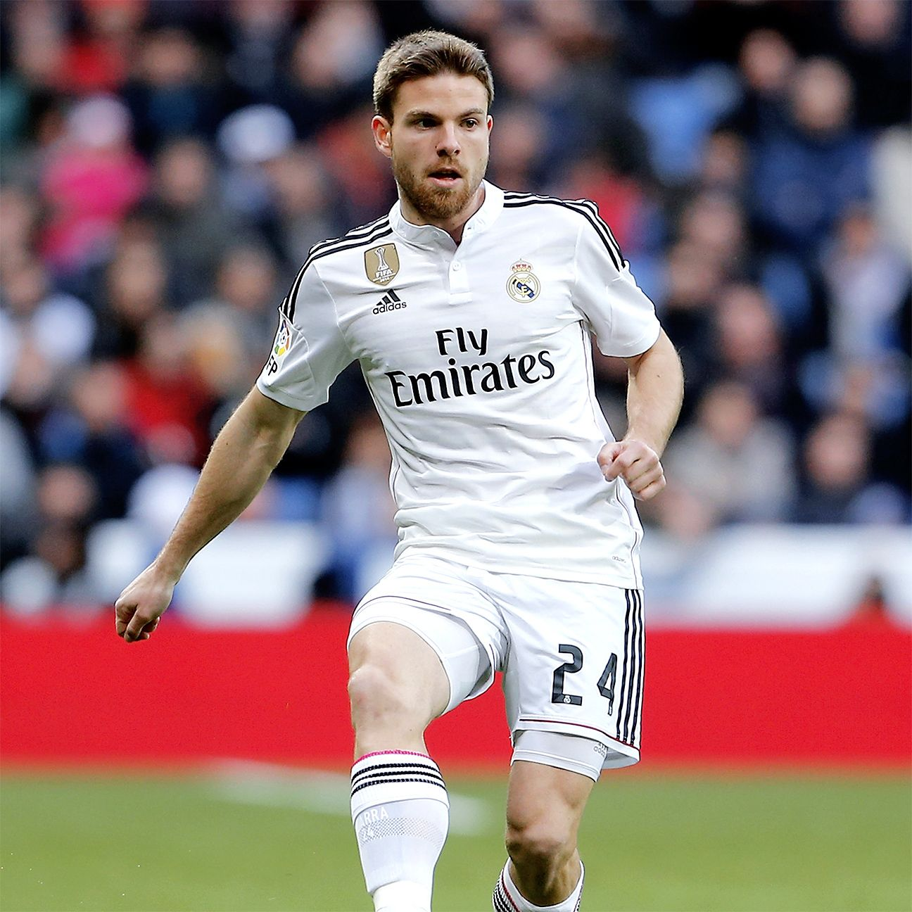 The Bernabeu was not exactly enthusiastic to see Asier Illarramendi replace Isco late in the second half of Real Madrid's 1-1 draw with Villarreal.