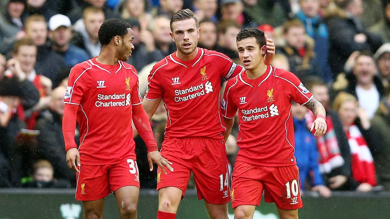 Liverpool, which is unbeaten in 12 straight Premier League games, continues to steadily climb the league table.