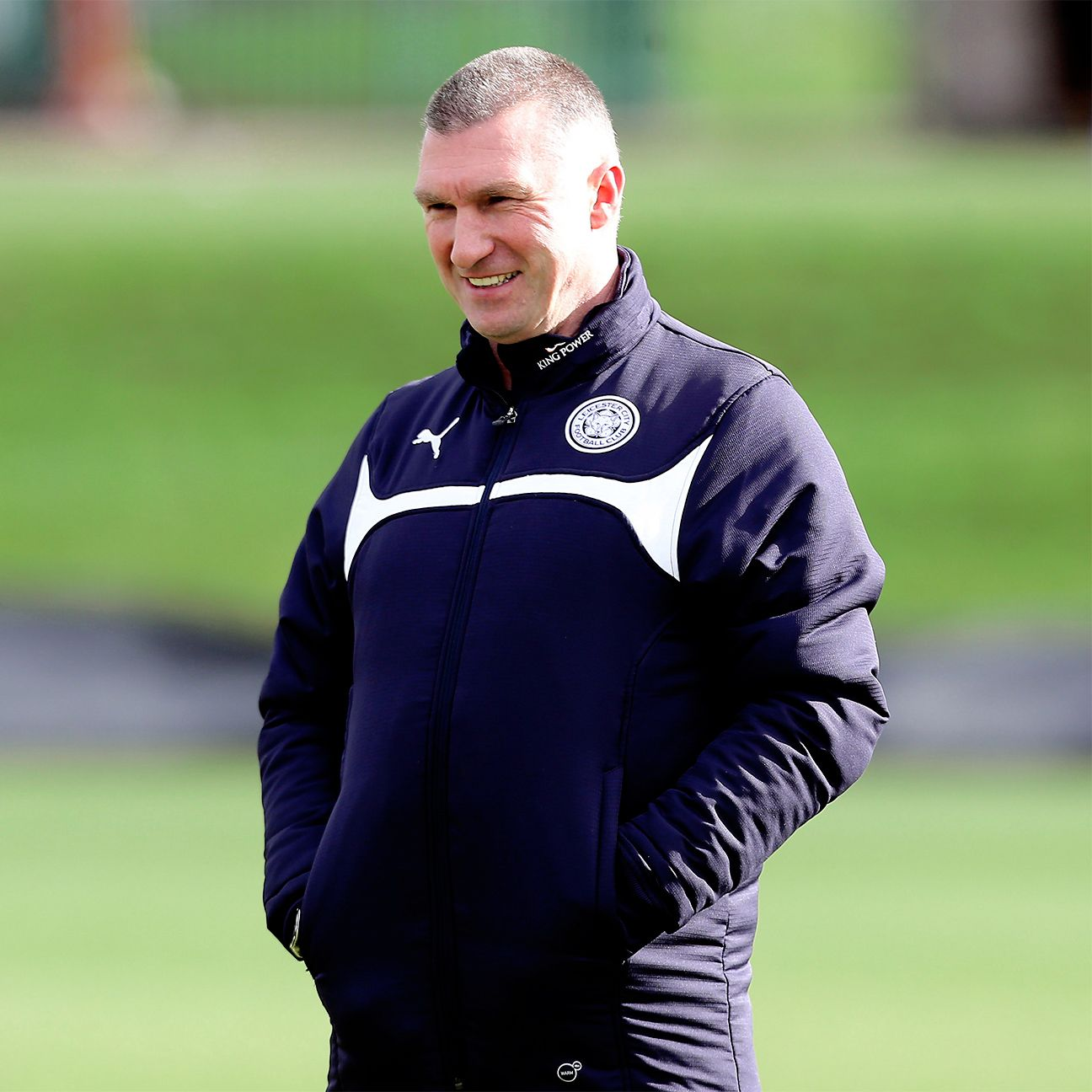 Only victory will do for Nigel Pearson's Leicester City in the final two months of the season.