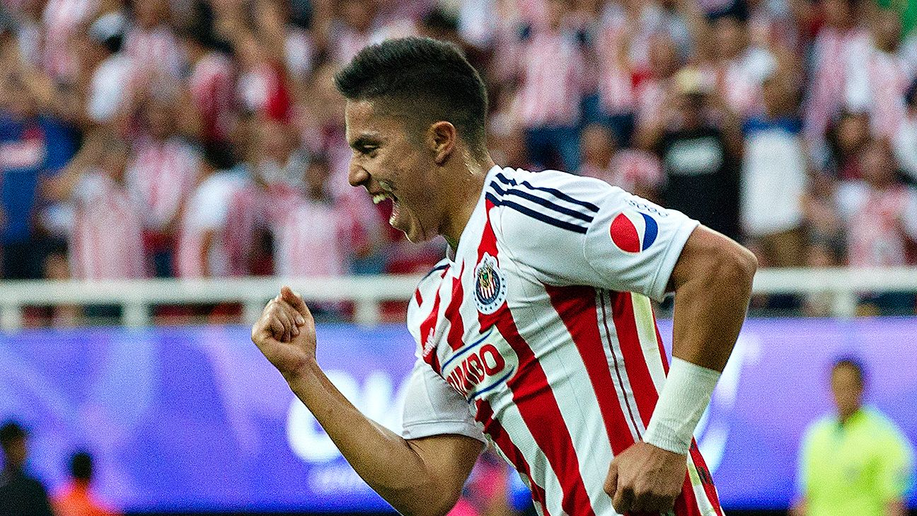 Carlos Salcedo's goal capped off Chivas' emphatic home win over Monterrey.