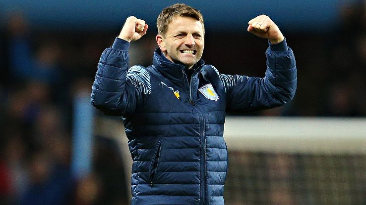 A first win in three months gives some muscle to Aston Villa's push for Premier League survival.