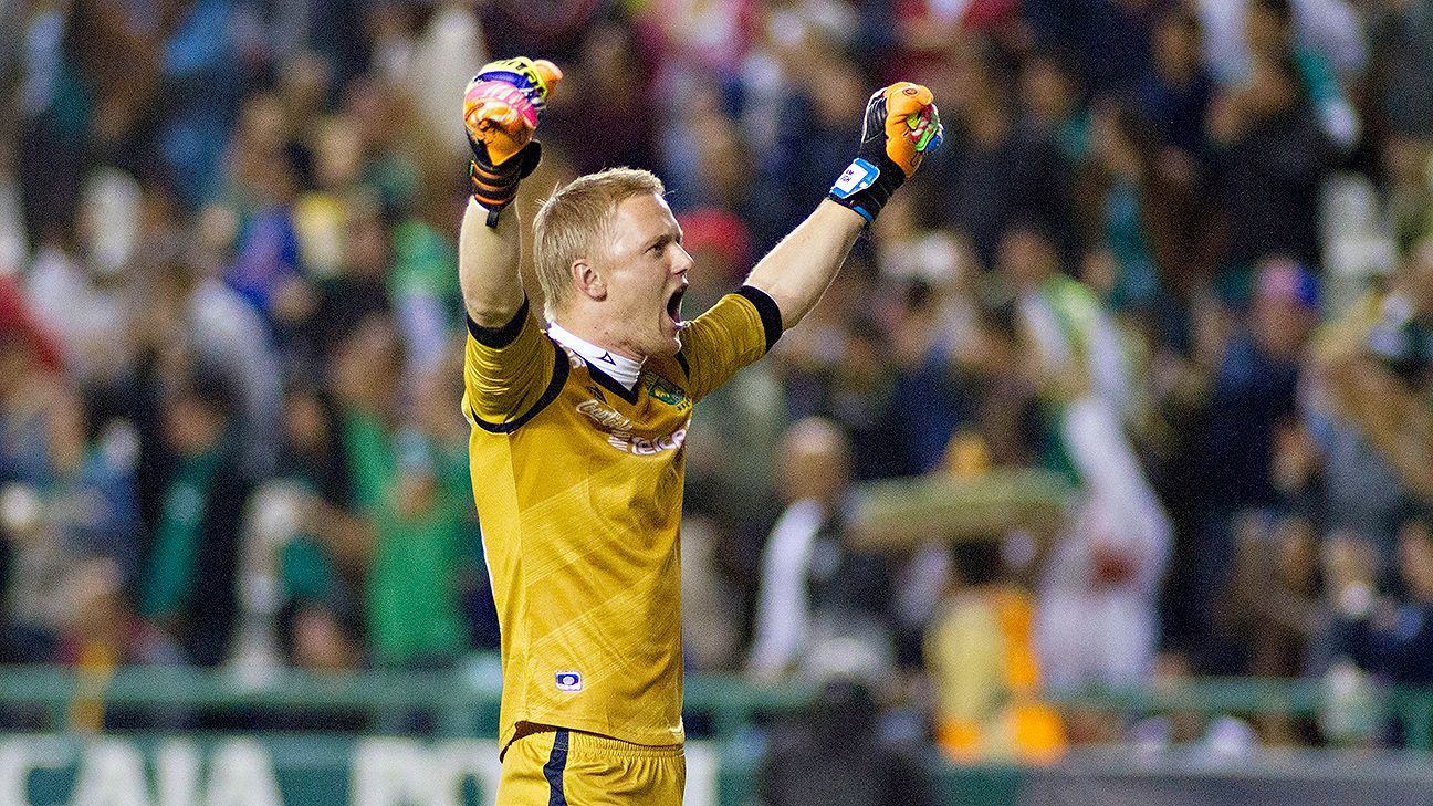 Leon goalkeeper William Yarbrough already has two Liga MX titles to his name.