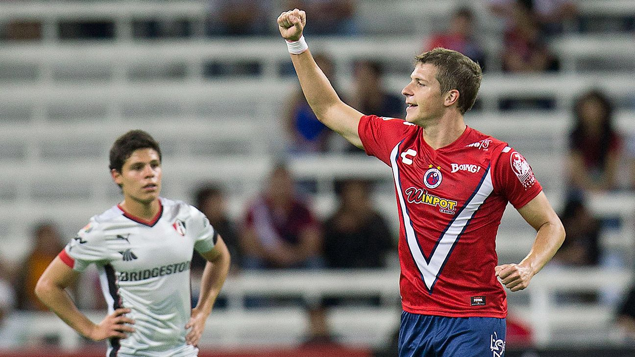 Julio Furch has spearheaded Veracruz's rise up the Liga MX table.
