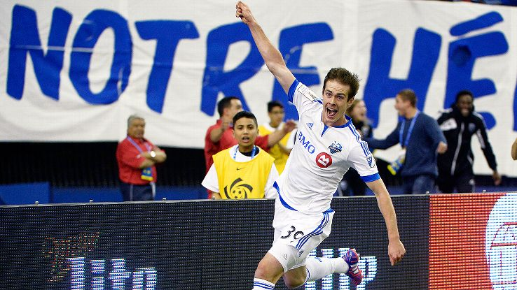 Cameron Porter's first goal as a professional will go down as one of the biggest in Montreal Impact history.