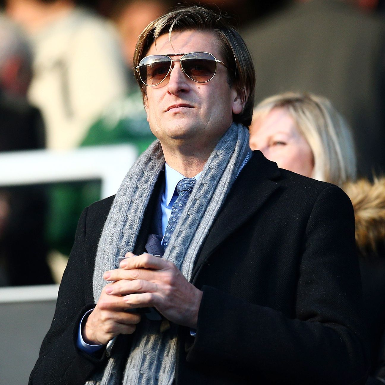 Under the watch of chairman Steve Parish, Crystal Palace are on the verge of securing their Premier League status for a third straight season.
