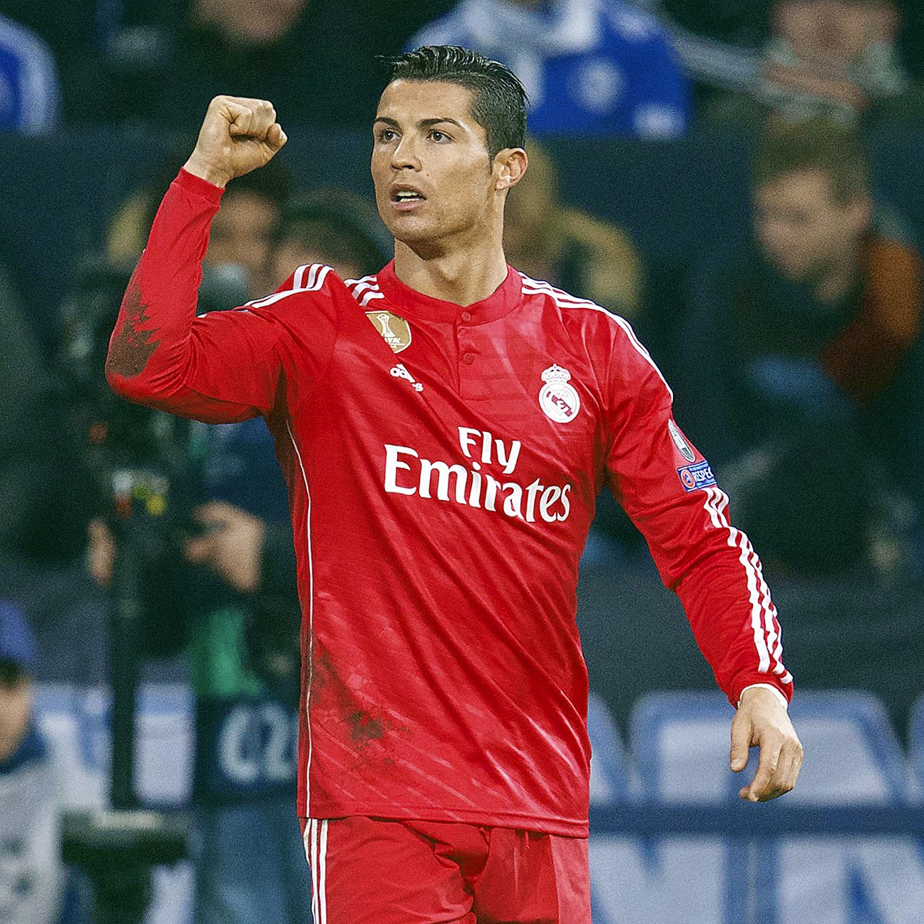 Cristiano Ronaldo and Real Madrid are expected to finish off Schalke on Tuesday at the Bernabeu.