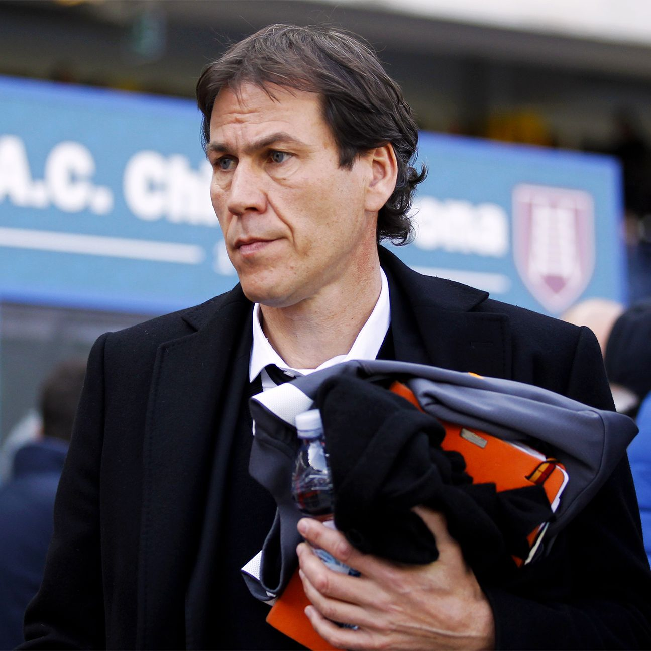 Roma boss Rudi Garcia's decision to heavily rotate his squad over the weekend drew the scrutiny of media and fans alike.