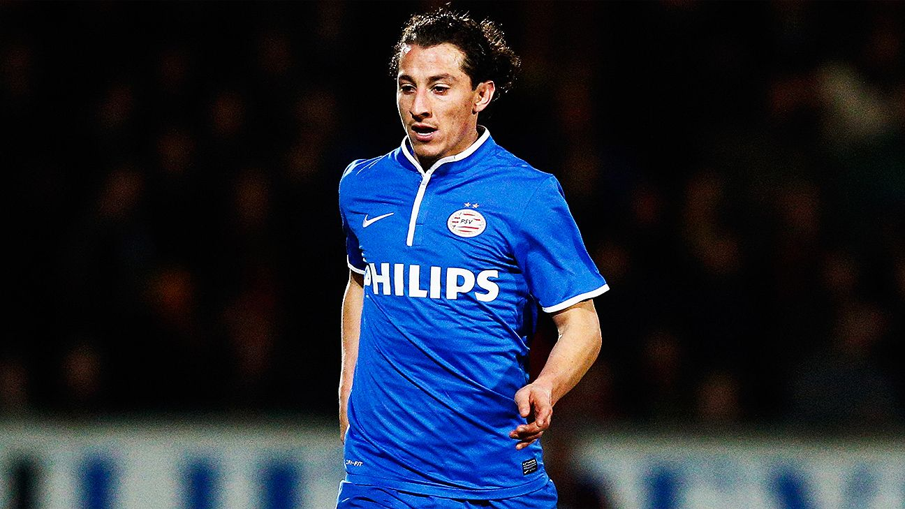Andres Guardado continues to shine in the Eredivisie at PSV Eindhoven.