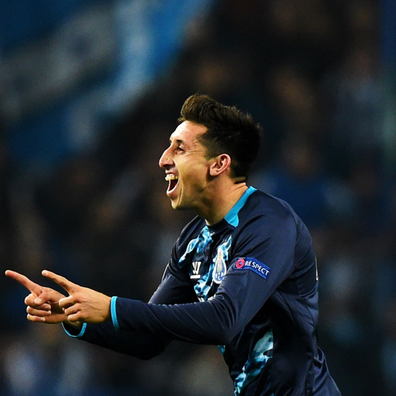 Hector Herrera made the leap from Pachuca to Porto in 2013.