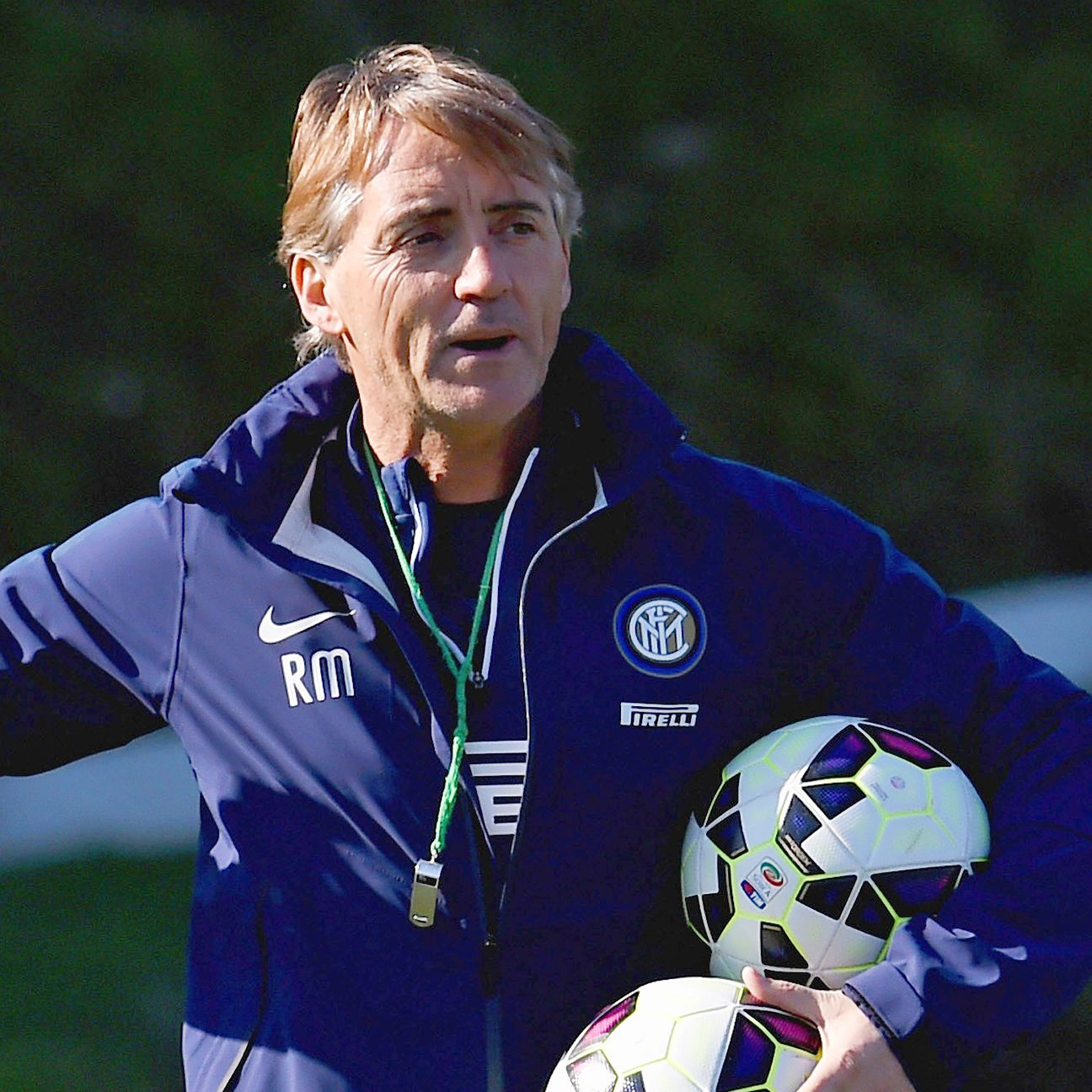 Roberto Mancini's Inter will have to be at their best to handle Wolfsburg's high-flying attack.