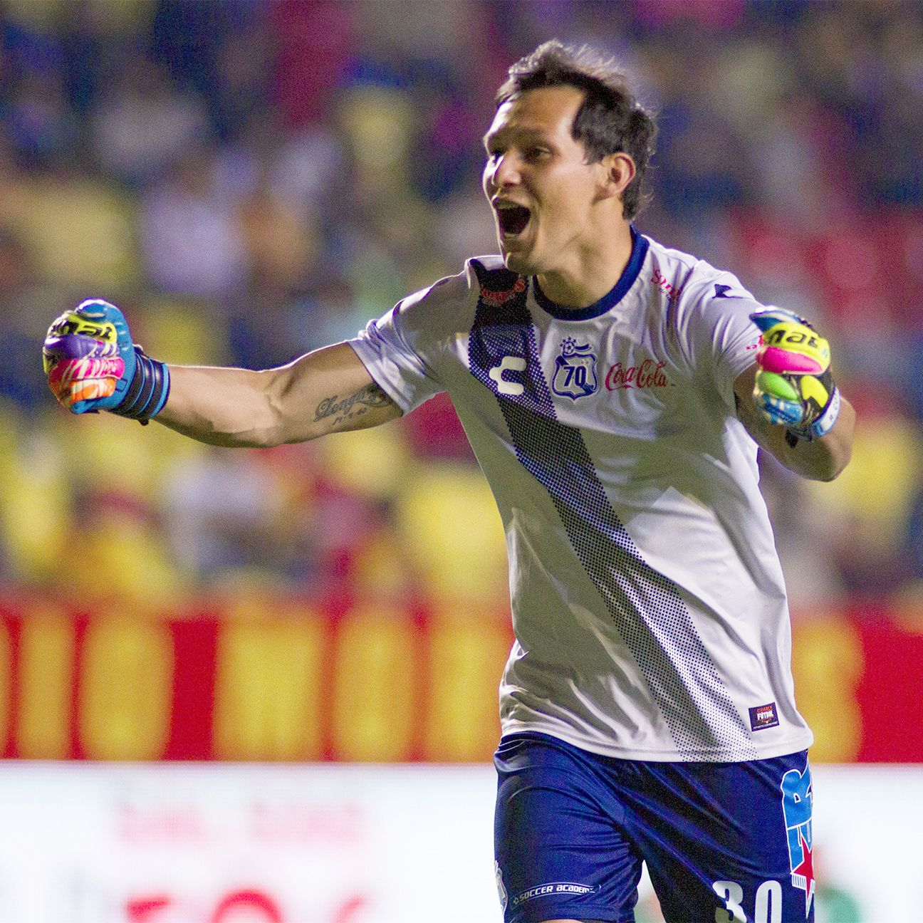 Rodolfo Cota and Puebla are turning their relegation worries into hopes of a title run.