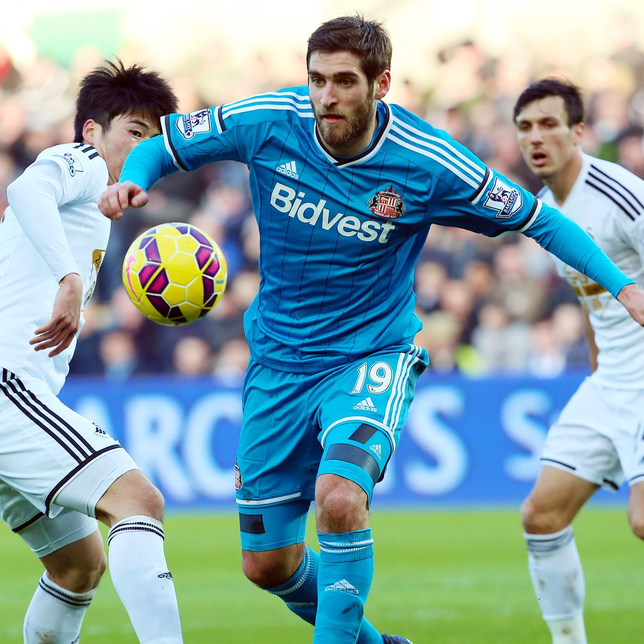 Should Danny Graham break his scoring slump, Sunderland could find themselves worry-free come May.