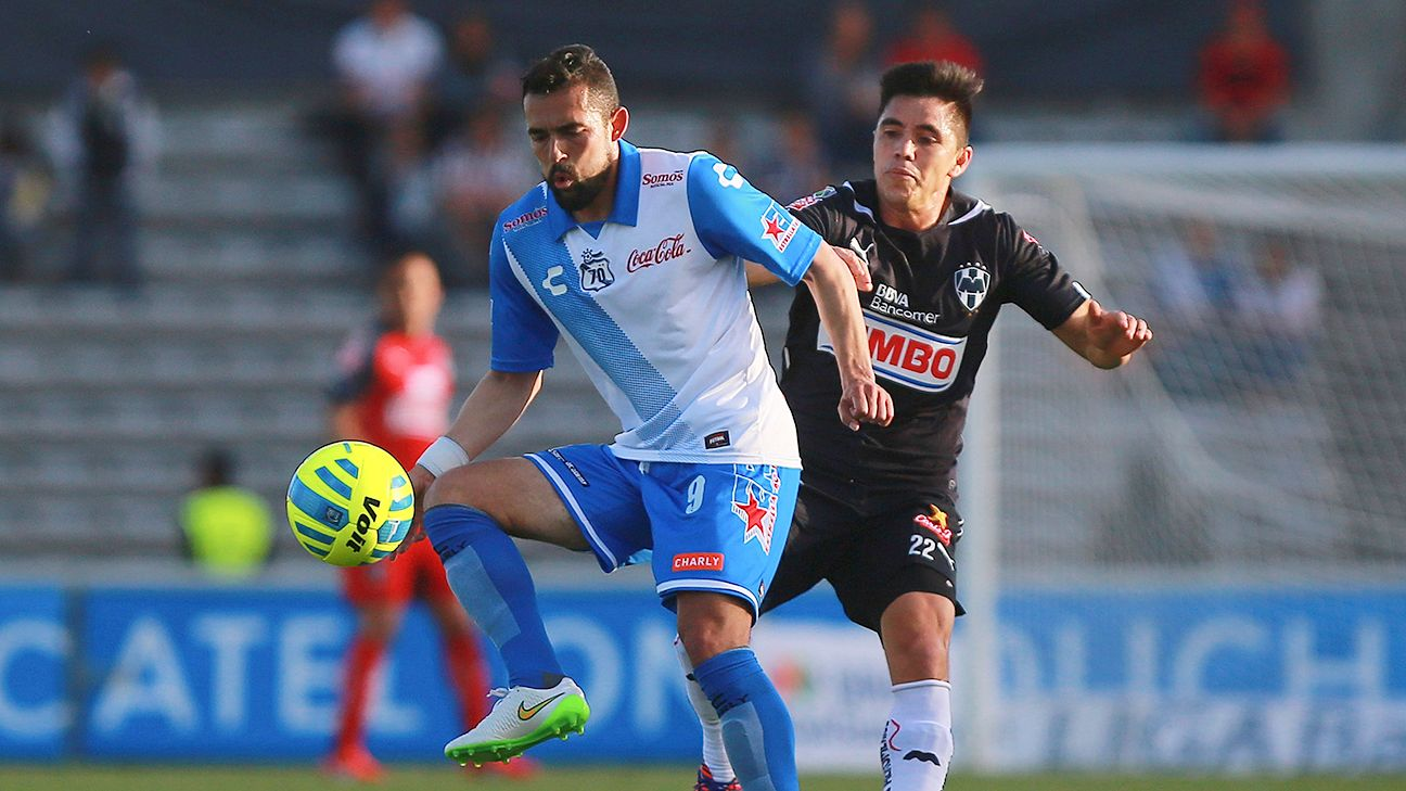 While most of his minutes have come in Copa MX action, Herculez Gomez still hopes to play a major role in Puebla's Liga MX survival.