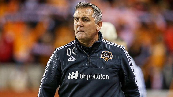 Owen Coyle's Houston Dynamo still has an outside shot at the playoffs.