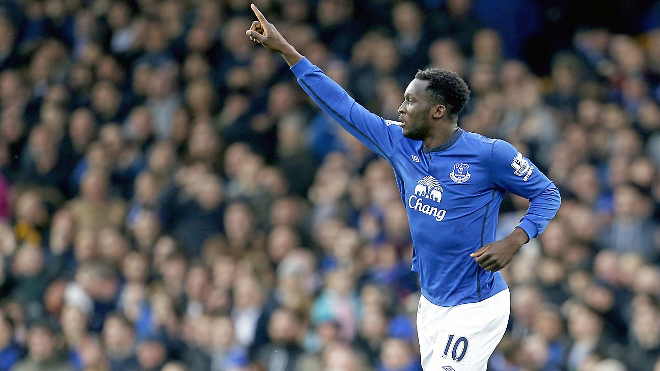 Romelu Lukaku will be looking for goals in consecutive games when Everton host Sunderland.