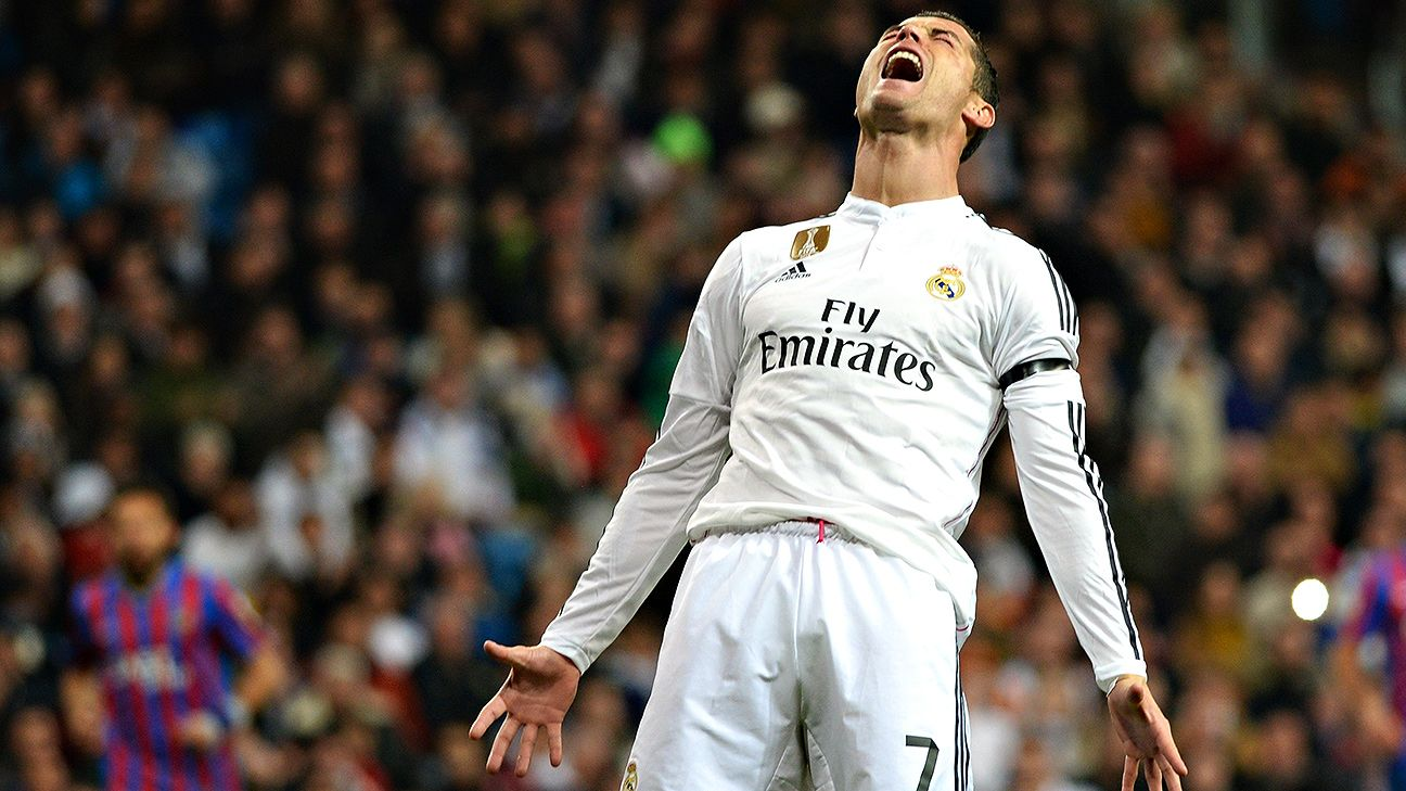 Real Madrid star Cristiano Ronaldo faces media scrutiny before Clasico