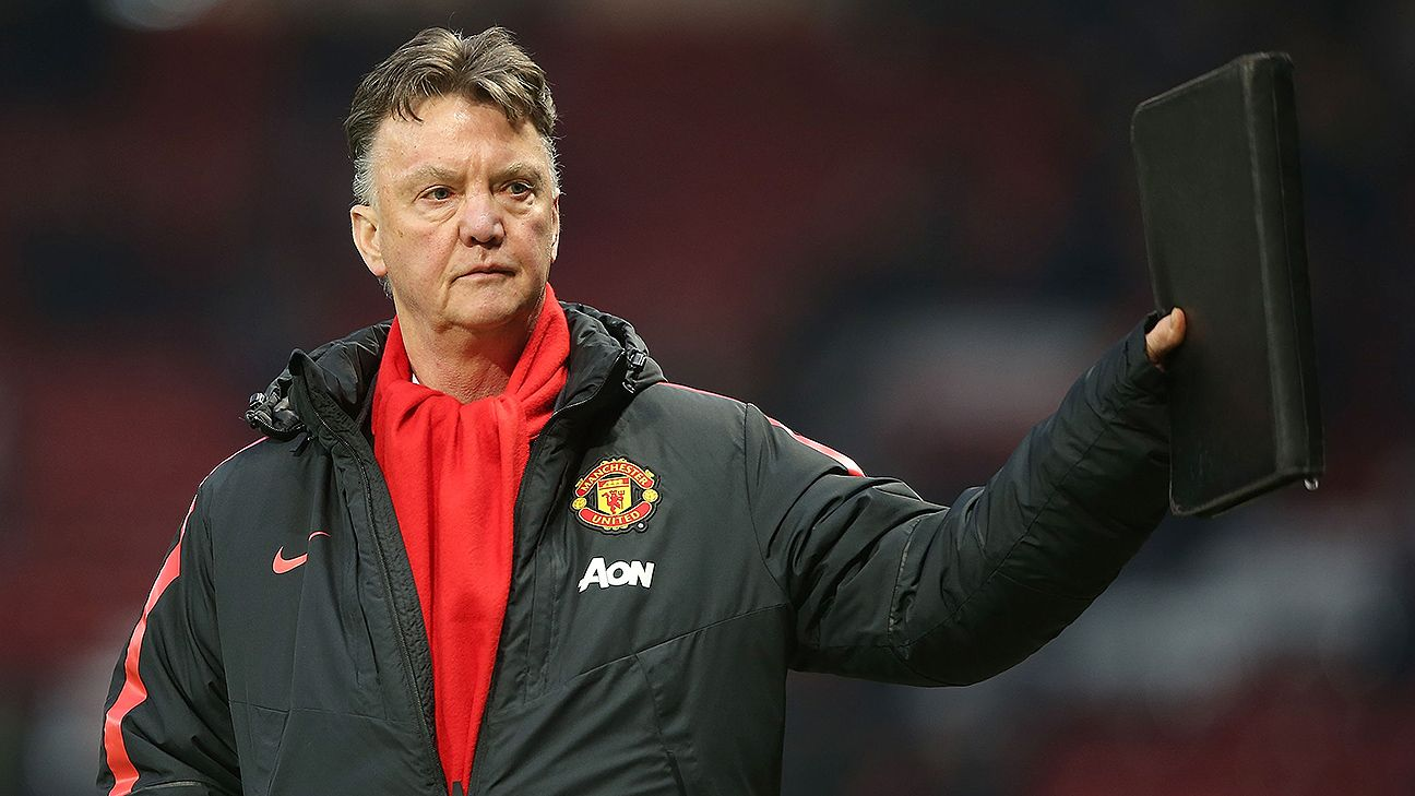 Man United boss Louis Van Gaal insists he's 'flexible' and not a dicator