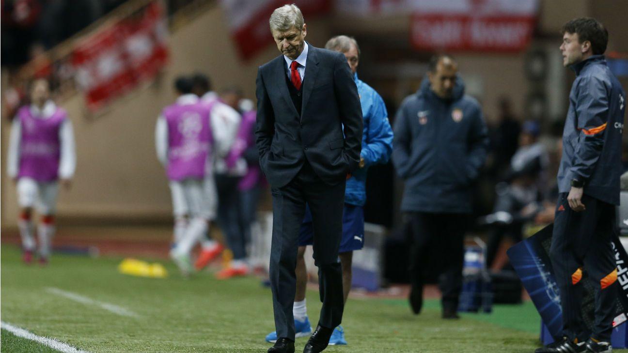 Arsene Wenger still an expert in glorious failure