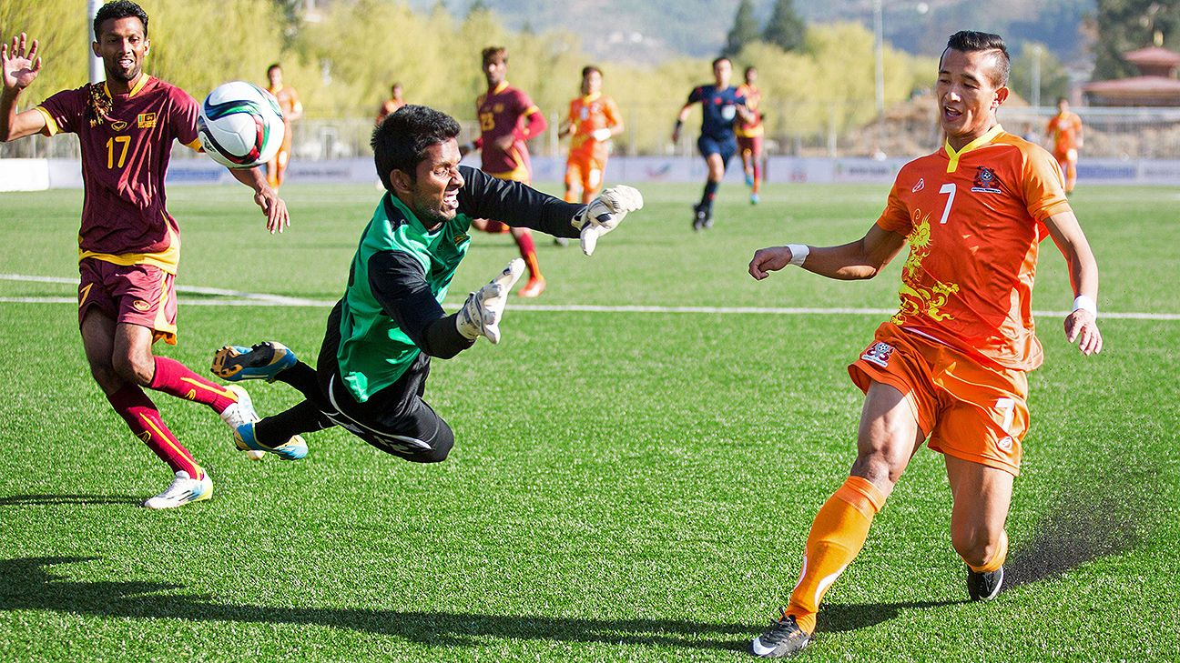 Bhutanese striker Chencho Gyeltshen will play for Minerva this season.