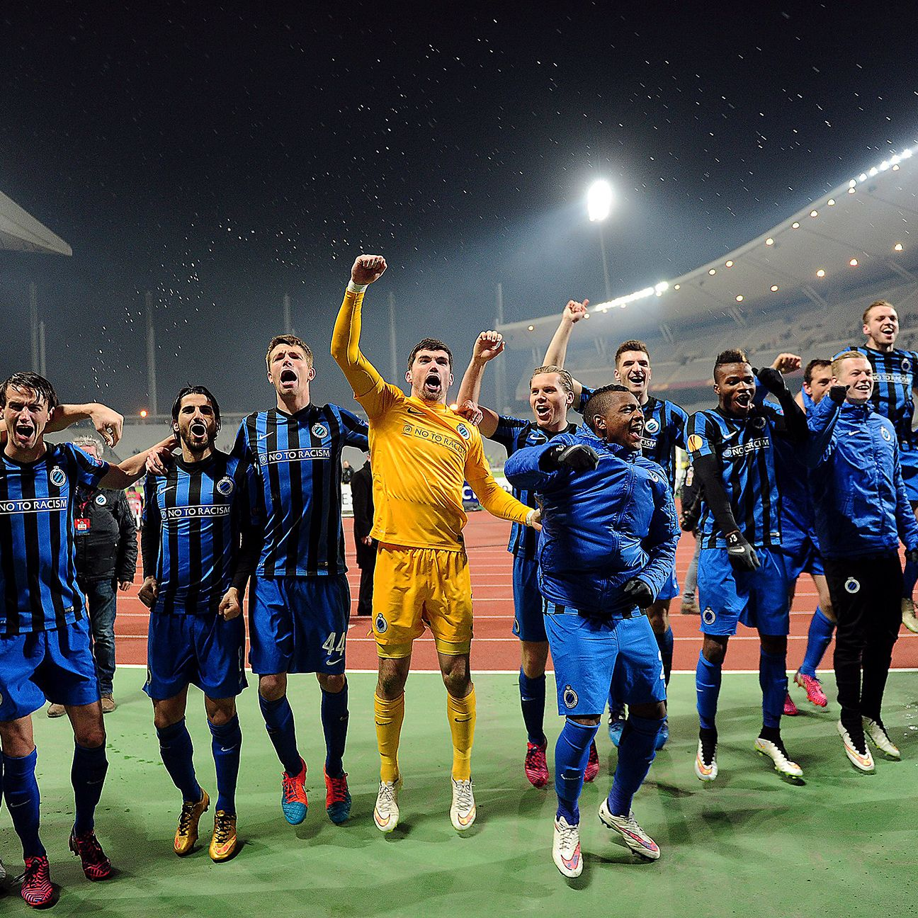 With a victory already in the Belgian Cup final, Club Brugge still have a chance at winning a treble this season.