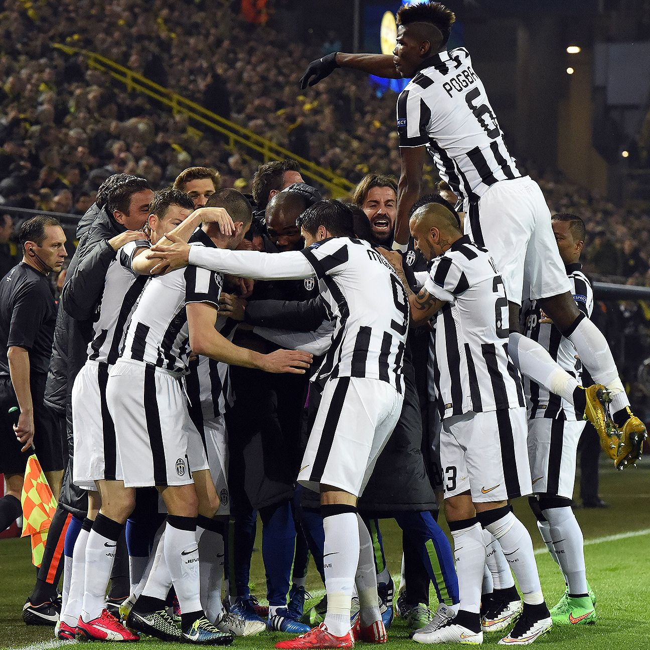 Passage to the Champions League semifinals would provide Juventus with a major financial boost.