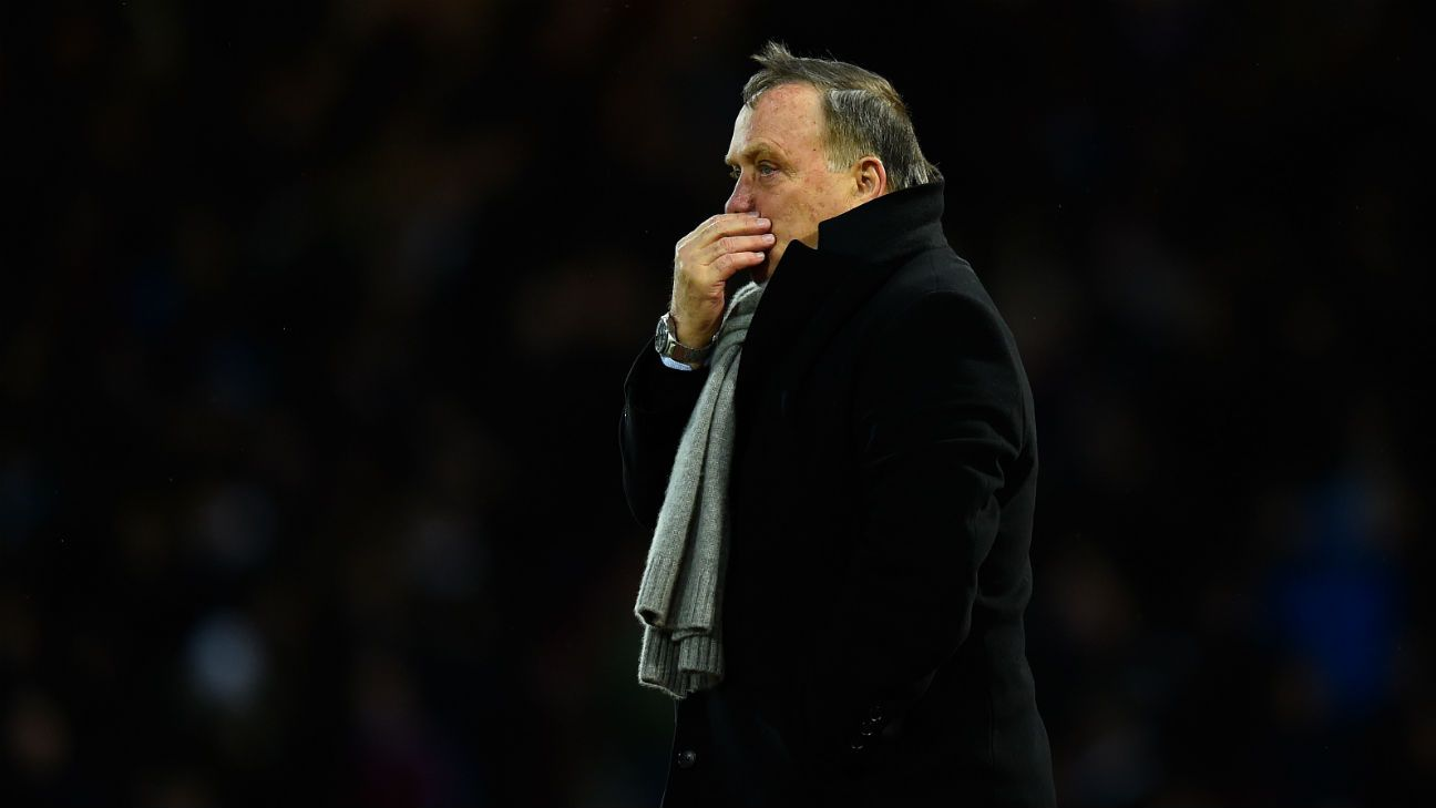 Manager Dick Advocaat faces a tall task in keeping Sunderland safe for another Premier League season.