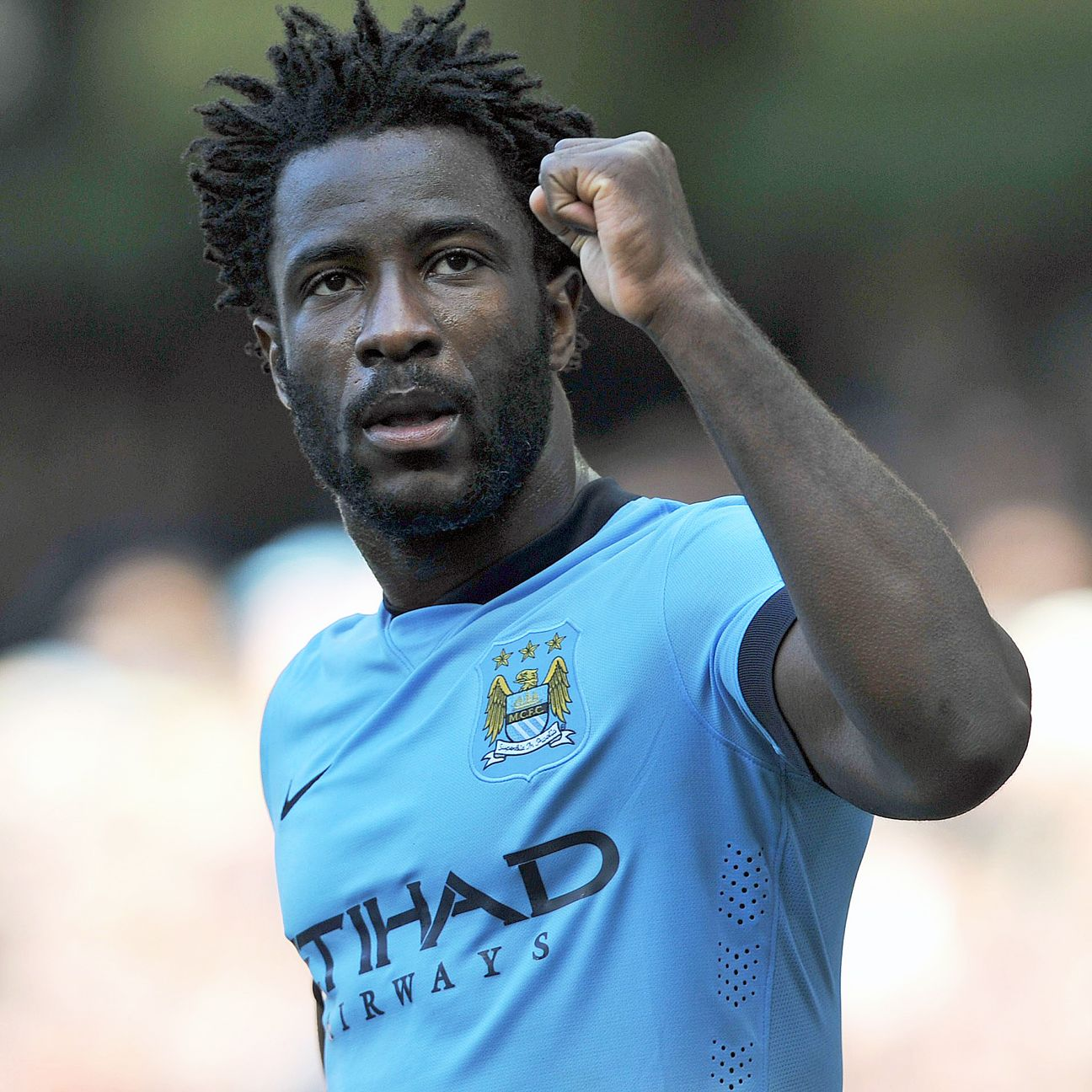 Wilfried Bony has just six Premier League goals since joining City from Swansea in January 2015.