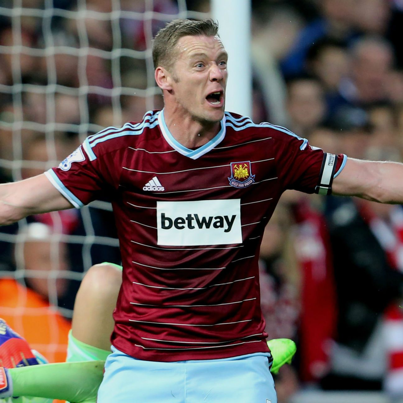 After struggling in 2014-15, many wonder if Kevin Nolan's West Ham tenure has come to a close.