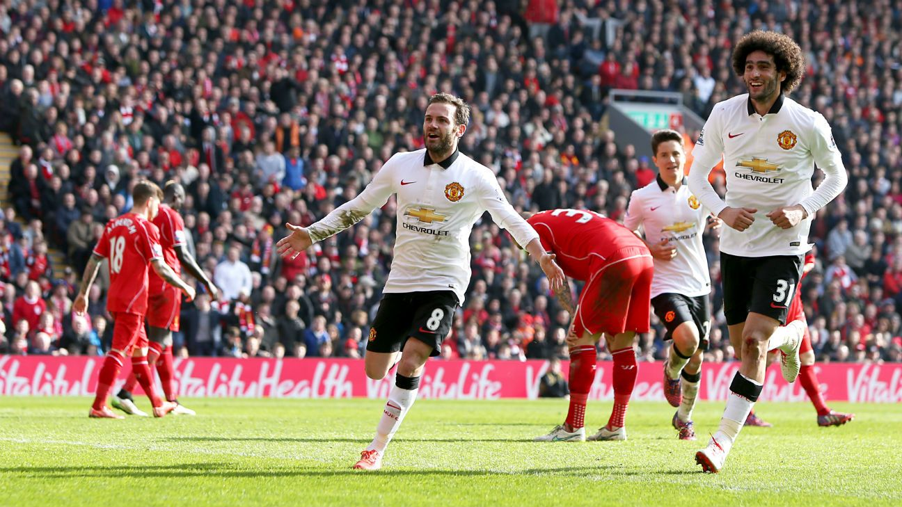 Prem Forecaster: United heavy top-4 favorite, Liverpool down but not out