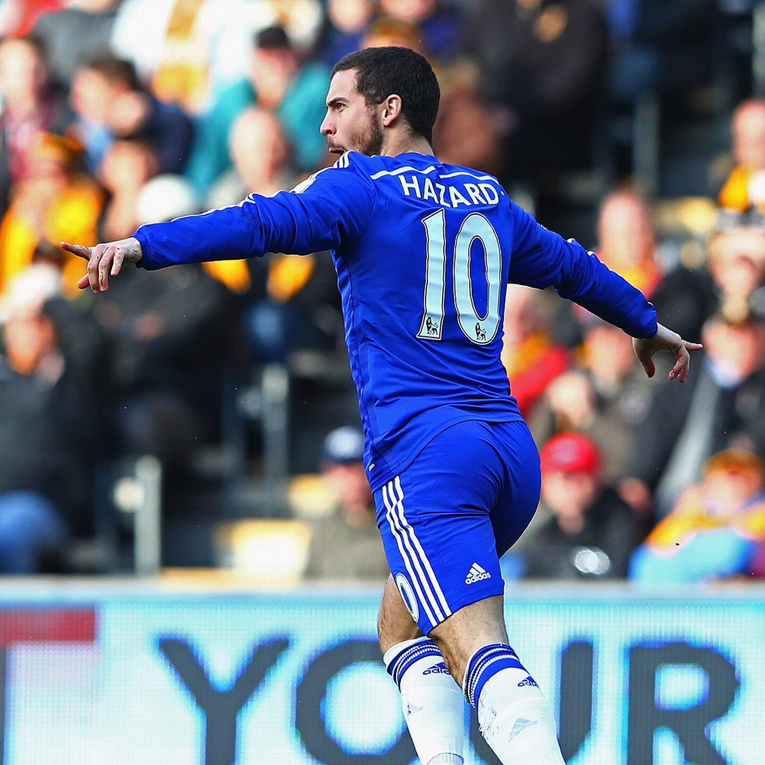 Eden Hazard Leads Chelsea To Seesaw Win Over Hull City