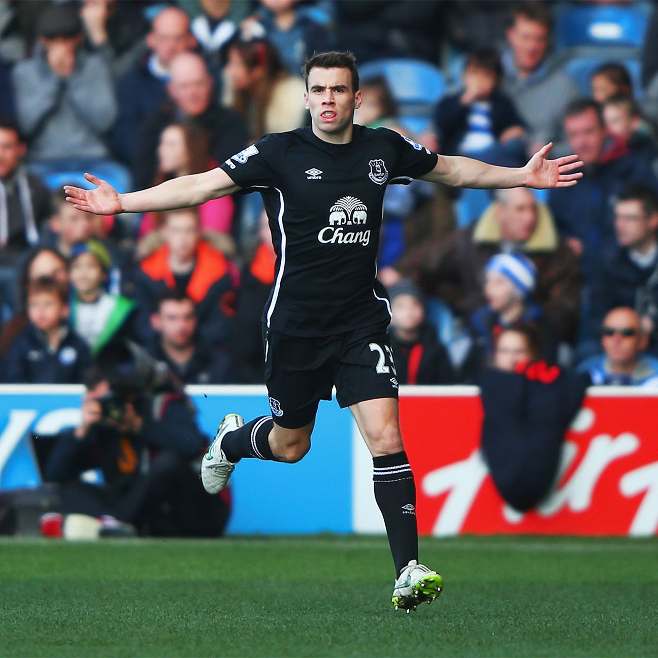 Shades of the 2013-14 Seamus Coleman are starting to be seen in recent Everton performances.